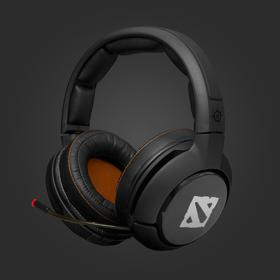Steel Series Headset - DOTA 2 Siberia 800