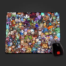 Heroes Pick Mousepad