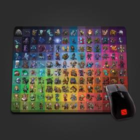 Heroes Spectrum Mousepad