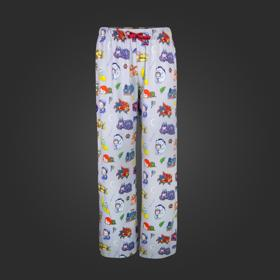 Sleepy Heroes Pajama Bottoms