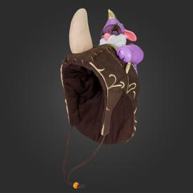 Alchemist Plush Hat
