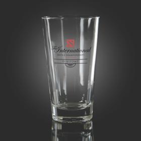 Pubstomp Pint Glass