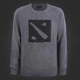 DOTA 2 Logo Sweater - Men's