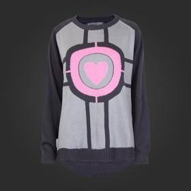 Portal Companion Cube Sweater