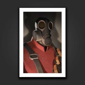 Pyro Portrait