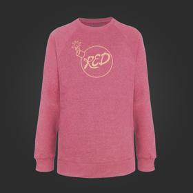 TF2 RED Team Logo Sweatshirt