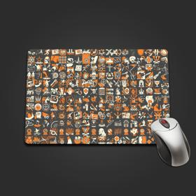 TF2 Achievement Mouse Pad