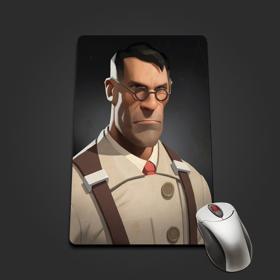 Medic Portrait