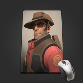 Sniper Portrait
