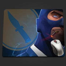 Blu Spy Extreme Closeup