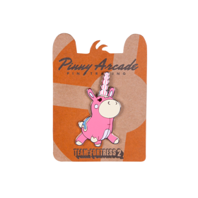 Pinny Arcade Balloonicorn Pin