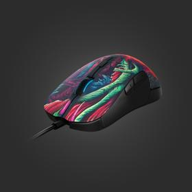 SteelSeries Rival 300: CS:GO Hyper Beast Edition Gaming Mouse