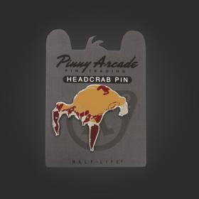 Pinny Arcade Headcrab Pin